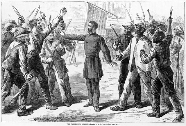 This Day in Black History – The Freedman's Bureau was Established