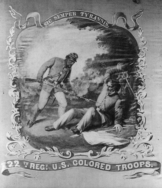 This day in Black History – Bureau of Colored Troops Established