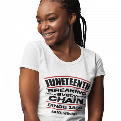 Juneteenth Break the Chains T-Shirt